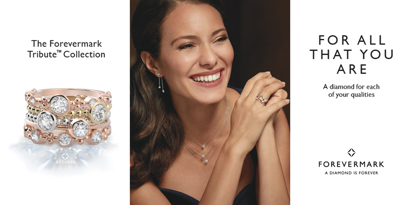 Forevermark - A Diamond is Forever - Available at Orin Jewelers