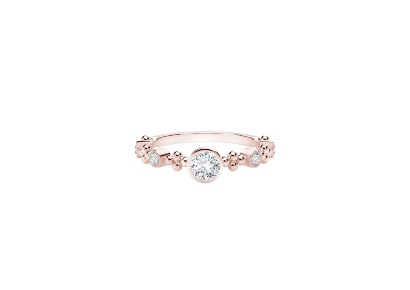 1925d4297512a Forevermark Tribute Collection Feminine Diamond Ring