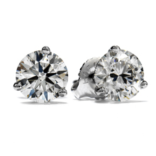 Diamond Earrings by Hearts on Fire
