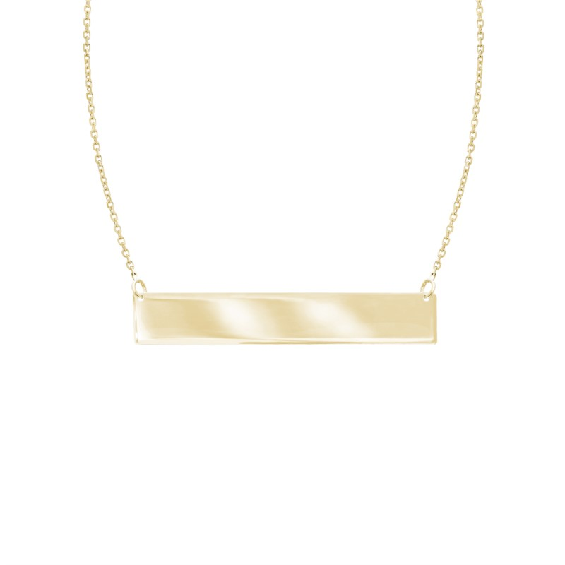 Gold Necklace by Graduation Gift Ideas