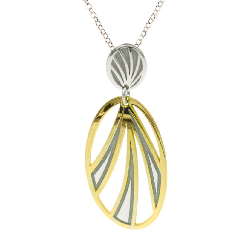 Pendant by Frederic Duclos