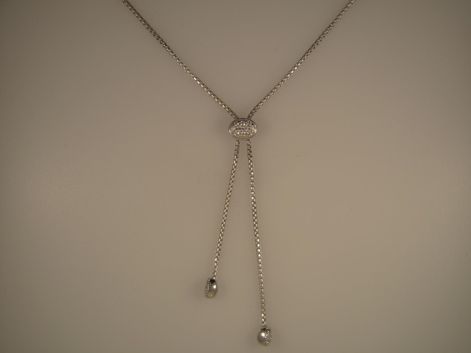 SS/GF Necklace by Charles Garnier