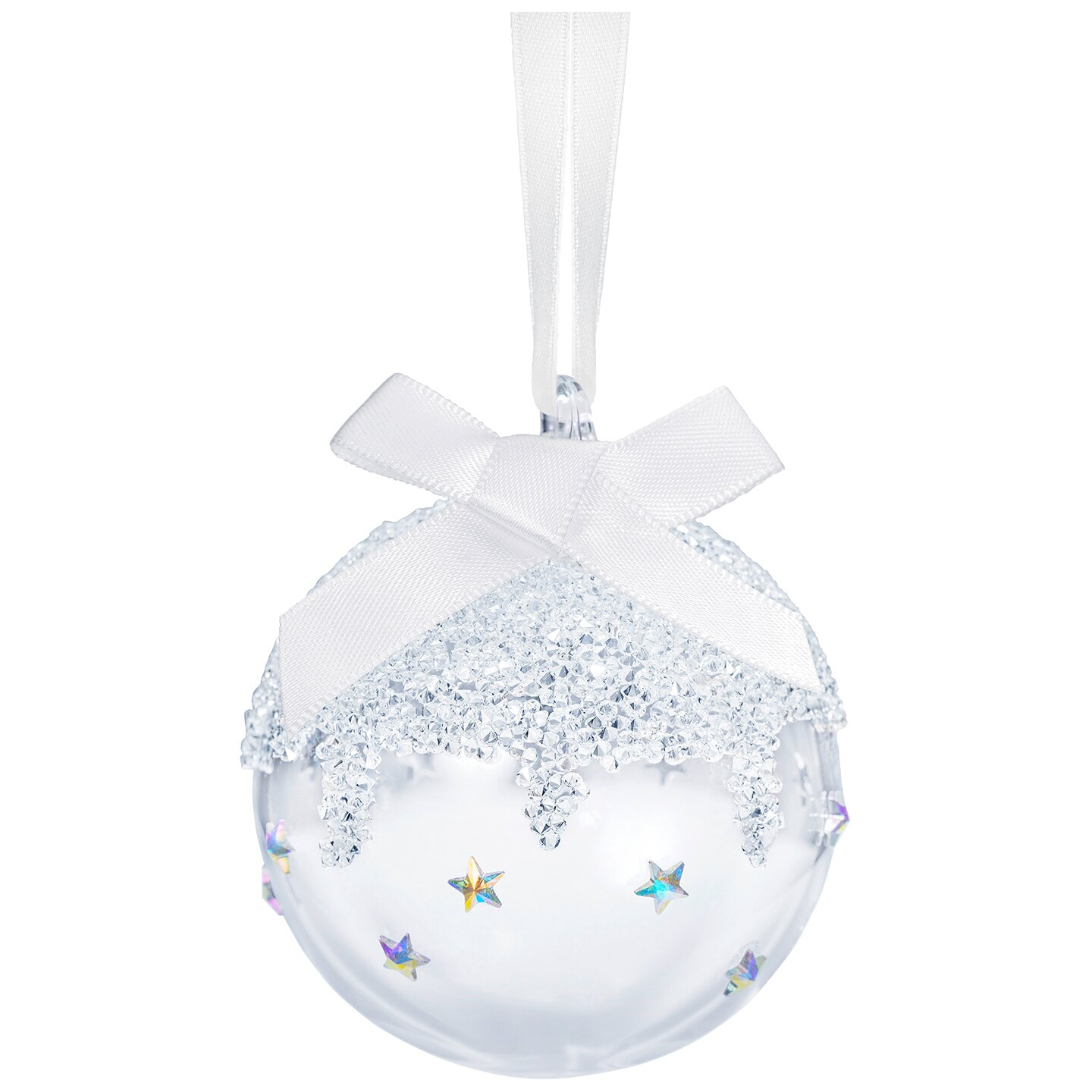 Swarovski Christmas Ball Ornament, small by Swarovski